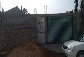 Foto de terreno habitacional en venta en  , mexicanos unidos i, ecatepec de morelos, méxico, 12826659 No. 01