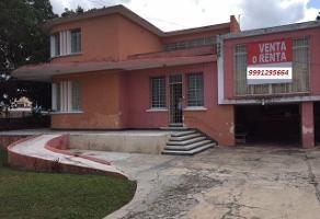 Foto de casa en renta en  , méxico norte, mérida, yucatán, 10512090 No. 01