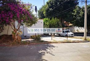 Foto de local en renta en méxico , san felipe del agua 1, oaxaca de juárez, oaxaca, 11608462 No. 01