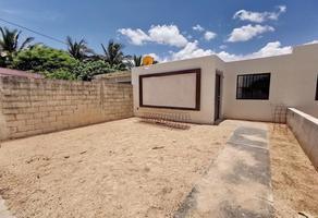 Foto de casa en venta en  , méxico poniente, mérida, yucatán, 15864170 No. 01