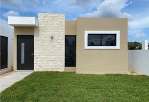 Foto de casa en venta en  , méxico poniente, mérida, yucatán, 18097951 No. 01