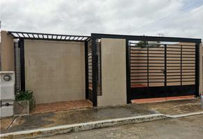Foto de casa en venta en  , méxico poniente, mérida, yucatán, 18098080 No. 01
