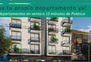 Foto de departamento en venta en mexico tacuba , colonia torre blanca , torre blanca, miguel hidalgo, df / cdmx, 0 No. 01