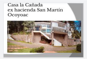 Foto de casa en venta en méxico toluca kilometro 44.5, centro ocoyoacac, ocoyoacac, méxico, 0 No. 01