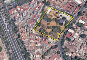 Foto de terreno habitacional en venta en méxico xochimilco , belisario domínguez sección xvi, tlalpan, df / cdmx, 13841063 No. 01