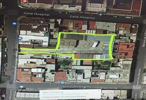 Foto de terreno habitacional en venta en mezquitan 524, guadalajara centro, guadalajara, jalisco, 15815044 No. 01