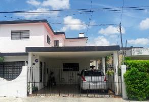 Foto de casa en venta en  , miguel alemán, mérida, yucatán, 14175502 No. 01