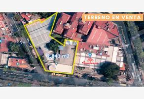Foto de terreno habitacional en venta en miguel angel de quevedo 1030, parque san andrés, coyoacán, df / cdmx, 12615181 No. 01