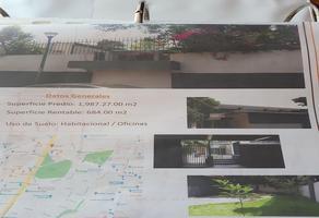 Foto de oficina en renta en miguel angel de quevedo , ex-hacienda de guadalupe chimalistac, álvaro obregón, df / cdmx, 17900196 No. 01