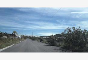 Foto de terreno comercial en venta en miguel de cervantes sin número, los olvera, corregidora, querétaro, 13294022 No. 01