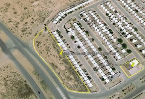 Foto de terreno comercial en venta en miguel de la madrid , villas de alcalá, juárez, chihuahua, 6489870 No. 01