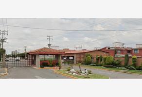 Foto de casa en venta en miguel hidalgo 104, san andrés cuexcontitlán, toluca, méxico, 0 No. 01