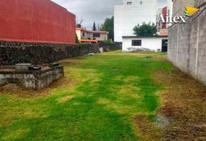 Foto de terreno habitacional en venta en  , miguel hidalgo 3a sección, tlalpan, df / cdmx, 0 No. 01
