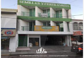 Foto de edificio en venta en miguel hidalgo 607, centro, culiacán, sinaloa, 14955861 No. 01