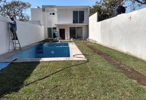 Foto de casa en venta en  , miguel hidalgo, cuautla, morelos, 7102511 No. 01