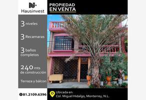 Foto de casa en venta en  , miguel hidalgo (fomerrey 19), guadalupe, nuevo león, 0 No. 01