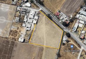 Foto de terreno industrial en venta en miguel hidalgo , san salvador, toluca, méxico, 18729735 No. 01