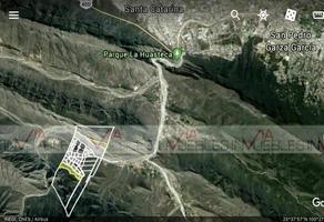 Foto de terreno comercial en venta en  , miguel hidalgo, santa catarina, nuevo león, 0 No. 01
