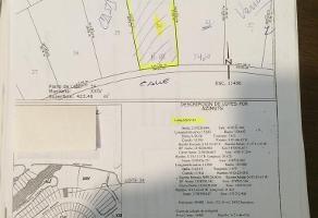 Foto de terreno habitacional en venta en miguel miramón , lomas verdes 6a sección, naucalpan de juárez, méxico, 14250186 No. 01