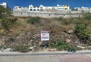 Foto de terreno habitacional en venta en  , milenio iii fase b sección 11, querétaro, querétaro, 15144668 No. 01