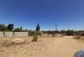 Foto de terreno habitacional en venta en mina 12, san antonio de las minas, ensenada, baja california, 17991494 No. 01