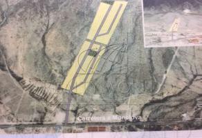 Foto de terreno industrial en venta en  , mina, mina, nuevo león, 13200696 No. 01
