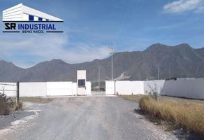 Foto de terreno industrial en venta en  , mina, mina, nuevo león, 15314194 No. 01