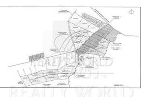 Foto de terreno industrial en venta en  , mina, mina, nuevo león, 6510366 No. 01
