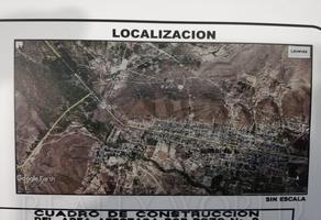 Foto de terreno industrial en venta en  , mina, mina, nuevo león, 6673522 No. 01