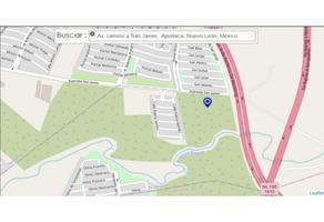 Foto de terreno habitacional en venta en  , mirador huinalá, apodaca, nuevo león, 16957557 No. 01