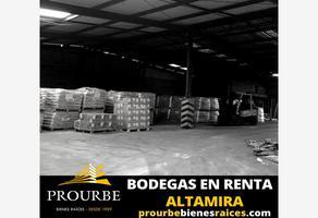 Foto de bodega en renta en  , miramar, altamira, tamaulipas, 0 No. 01