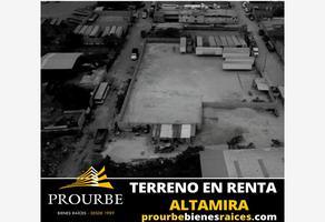 Foto de terreno industrial en renta en  , miramar, altamira, tamaulipas, 0 No. 01