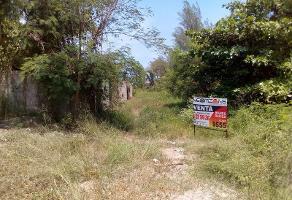 Foto de terreno habitacional en venta en  , miramar, ciudad madero, tamaulipas, 11927288 No. 01