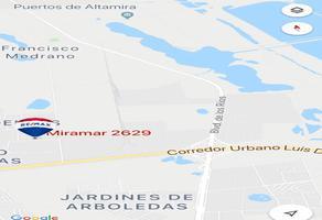 Foto de terreno comercial en venta en miramar , martin a martinez, altamira, tamaulipas, 13023806 No. 01