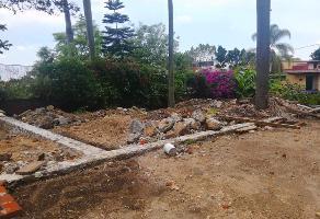 Foto de terreno habitacional en venta en  , miraval, cuernavaca, morelos, 17885160 No. 01