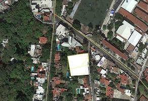 Foto de terreno habitacional en venta en  , miraval, cuernavaca, morelos, 18463976 No. 01