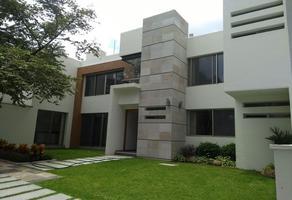 Foto de casa en venta en  , miraval, cuernavaca, morelos, 20035534 No. 01