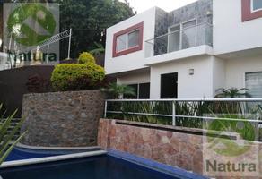 Foto de casa en renta en  , miraval, cuernavaca, morelos, 7562041 No. 01