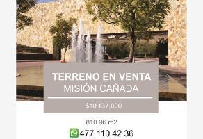 Foto de terreno habitacional en venta en misión cañada 00, misión la cañada, león, guanajuato, 15265536 No. 01