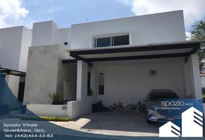 Foto de casa en venta en  , misión de concá, querétaro, querétaro, 13987652 No. 01