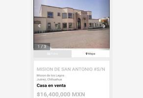 Foto de casa en venta en mision de san antonio , misiones de los lagos, juárez, chihuahua, 0 No. 01