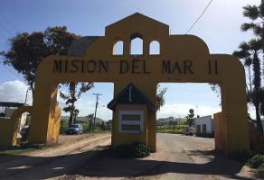 Foto de terreno habitacional en venta en mision de santa gertrudis , misión del mar ii, playas de rosarito, baja california, 13790850 No. 01