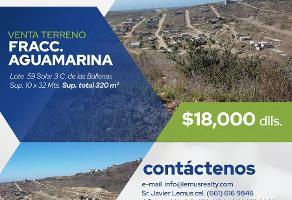 Foto de terreno habitacional en venta en  , misión del mar ii, playas de rosarito, baja california, 11762667 No. 01