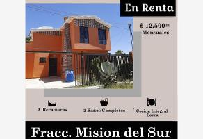 Foto de casa en renta en misión del sur , las misiones, juárez, chihuahua, 0 No. 01