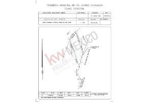 Foto de terreno habitacional en venta en mision san pedro 4805, angel trias infonavit, juárez, chihuahua, 0 No. 01