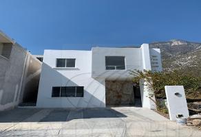 Foto de casa en venta en  , misión santa catarina, santa catarina, nuevo león, 12843288 No. 01