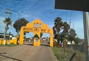Foto de terreno habitacional en venta en misión santa rosalia , misión del mar ii, playas de rosarito, baja california, 14296444 No. 01