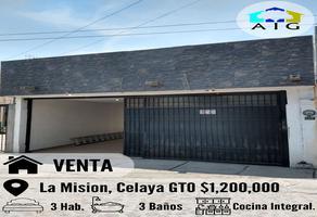 Foto de casa en venta en mision , villas de la hacienda, celaya, guanajuato, 0 No. 01
