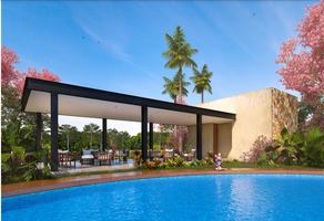 Foto de terreno habitacional en venta en  , misne iii, mérida, yucatán, 17837499 No. 01