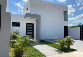 Foto de casa en venta en  , misnebalam, progreso, yucatán, 0 No. 01